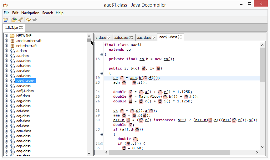 The features of eclipse class decompiler | the eclipse foundation.
